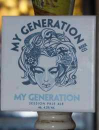 My Generation Session Pale Ale