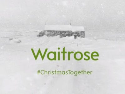 Tan Hill Inn Waitrose Christmas Advert