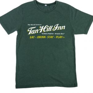 T shirt olive green