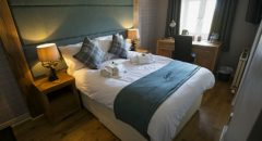 Tan Hill Inn Accommodation - Deluxe Double
