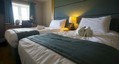Tan Hill Inn Accommodation - Deluxe Double or Twin