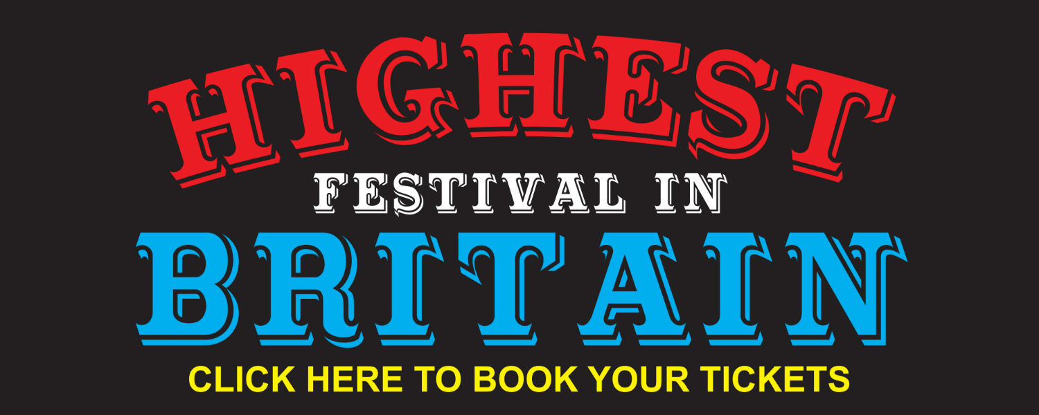 HIGHEST FESTIVAL IN BRITAIN