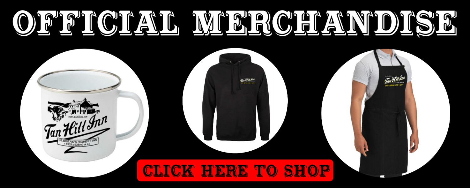Shop Tan Hill Inn Merchandise