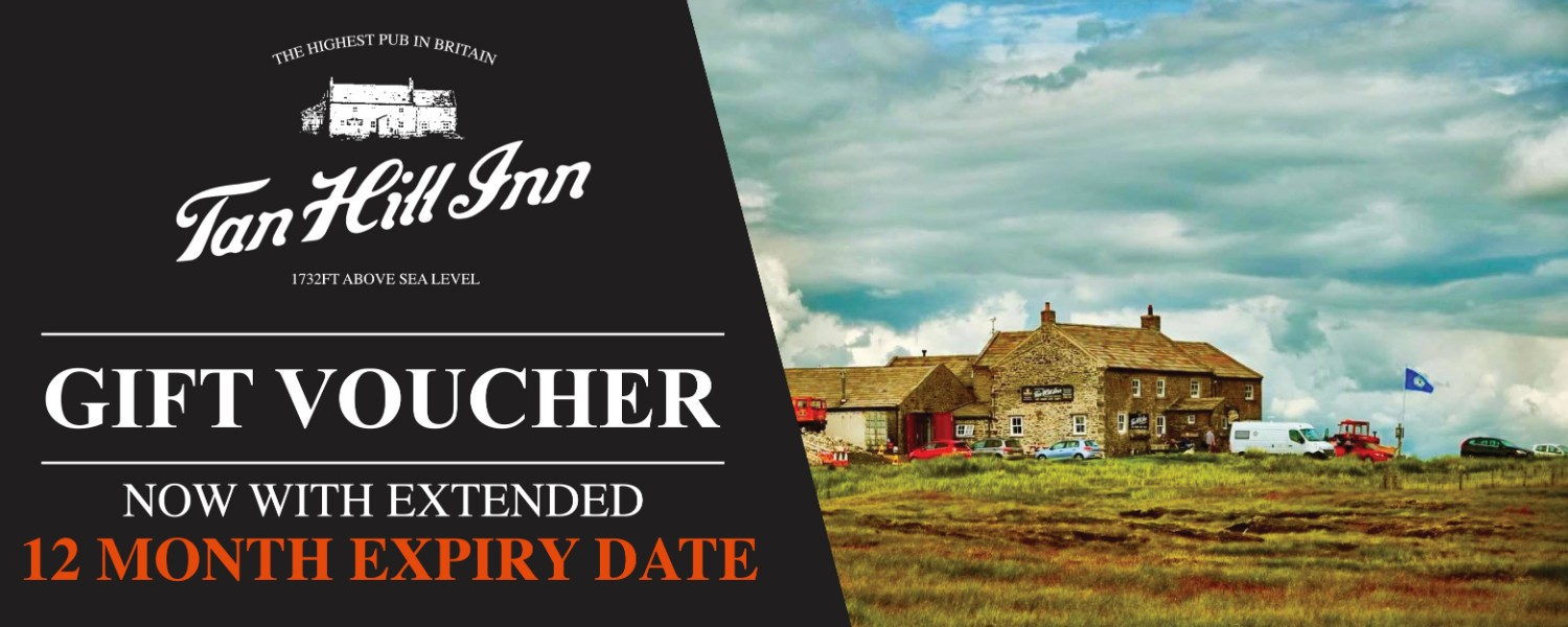 Buy Tan Hill Inn Voucher
